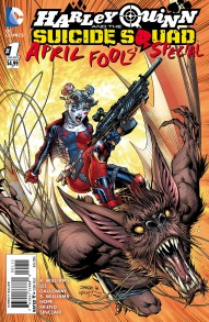 Harley Quinn and the Suicide Squad: April Fool's Special #1