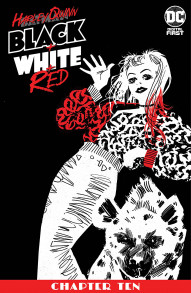 Harley Quinn: Black + White + Red #10