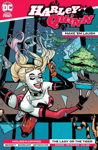 Harley Quinn: Make 'em Laugh #2