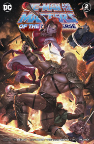He-Man & the Masters of the Multiverse #2