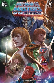 He-Man & the Masters of the Multiverse #6