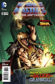 He-Man & The Masters of the Universe #13