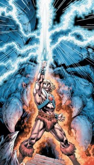 He-Man & The Masters of the Universe #1