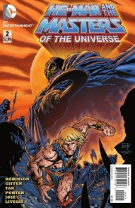 He-Man & The Masters of the Universe #2