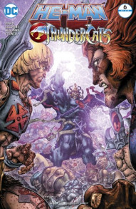 He-Man / Thunder Cats #6