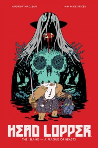 Head Lopper Vol. 1: Island Or A Plague Of Beasts