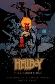 Hellboy: The Midnight Circus #1