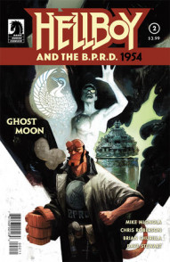 Hellboy and the B.P.R.D.: 1954 - Ghost Moon #2