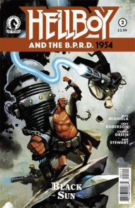 Hellboy and the B.P.R.D.: 1954 #2