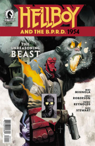 Hellboy and the B.P.R.D.: 1954 #3