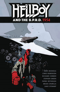 Hellboy and the B.P.R.D.: 1954 Vol. 1
