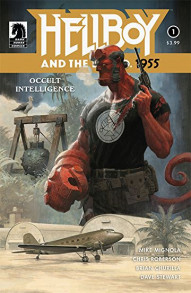 Hellboy and the B.P.R.D.: 1955 - Occult Intelligence