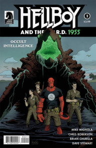 Hellboy and the B.P.R.D.: 1955: Occult Intelligence #2