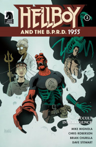 Hellboy and the B.P.R.D.: 1955: Occult Intelligence #3