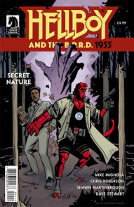 Hellboy and the B.P.R.D.: 1955 - Secret Nature #1