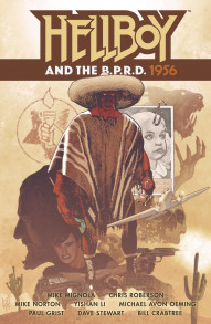 Hellboy and the B.P.R.D.: 1956 Collected