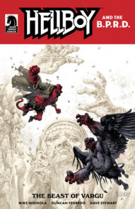 Hellboy and The B.P.R.D.: The Beast of Vargu #1