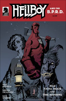 Hellboy and The B.P.R.D.: Her Fatal Hour & The Sending #1