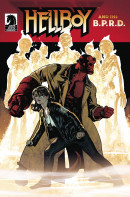 Hellboy and The B.P.R.D.: The Seven Wives Club #1