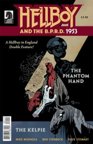 Hellboy and the B.P.R.D.: 1953 #1