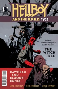 Hellboy and the B.P.R.D.: 1953 #2