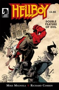 Hellboy: Double Feature of Evil #1