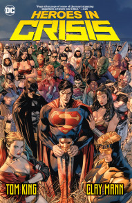 Heroes In Crisis Collected