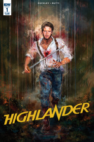 Highlander: American Dream #1