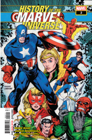 History of the Marvel Universe #2