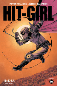 Hit-Girl:  Season Two #10