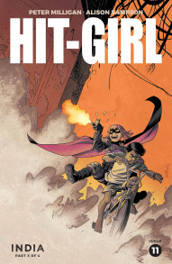 Hit-Girl: Season Two #11