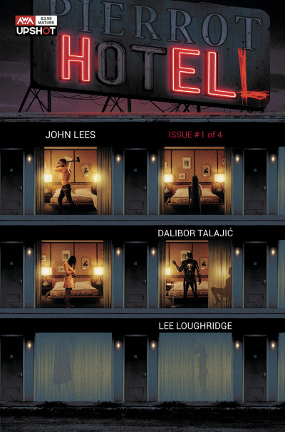 Hotell #1 Reviews (2020) at ComicBookRoundUp.com