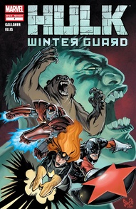 Hulk Winter Guard #1