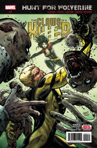 Hunt For Wolverine: Claws Of A Killer #2