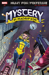 Hunt For Wolverine: Mystery In Madripoor #3