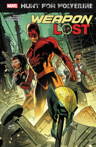 Hunt For Wolverine: Weapon Lost Collected