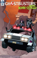 IDW 20/20: Ghostbusters #1