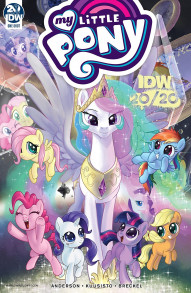 IDW 20/20: My Little Pony #1