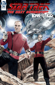 IDW 20/20: Star Trek #1