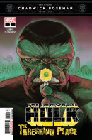 Immortal Hulk: The Threshing Place #1