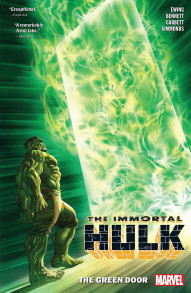 Immortal Hulk Vol. 2: Green Door