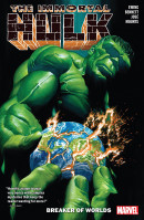Immortal Hulk Vol. 5: Breaker Of Worlds TP Reviews