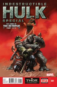 Indestructible Hulk Special #1