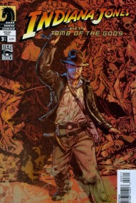Indiana Jones & The Tomb of the Gods #3