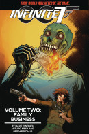 Infinite 7 Vol. 2: Family Business TP Reviews