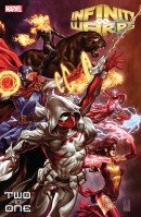 Infinity Wars (2018) Two-In-One TP Reviews