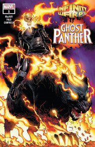 Infinity Wars: Ghost Panther #1