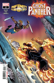Infinity Wars: Ghost Panther #2