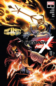 Infinity Wars: Weapon Hex #2