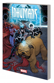 Inhumans: Once And Future Kings Collected